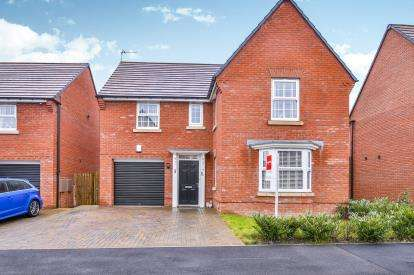 4 Bedrooms Detached House for sale in Thorncliffe Close, Washington, Tyne and Wear, NE38