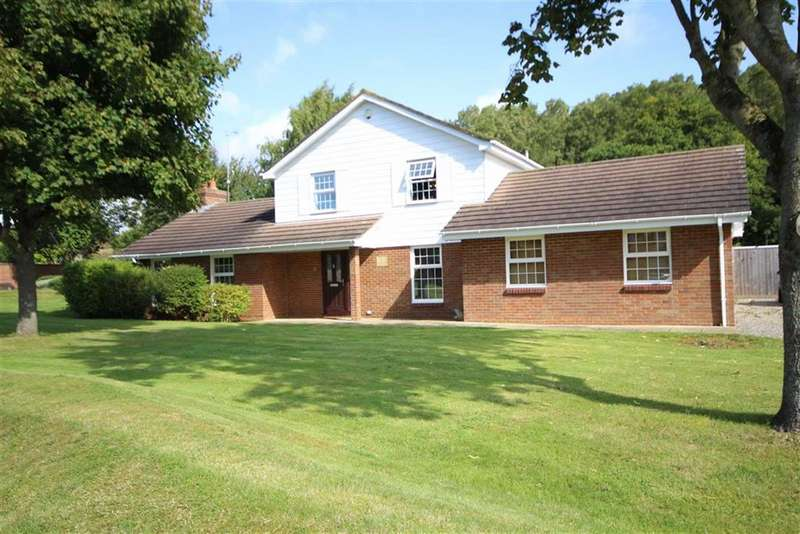 5 Bedrooms Detached House for sale in Brettingham Gate, Broome Manor, Swindon