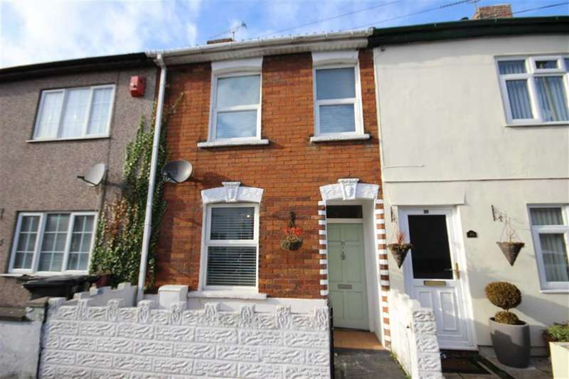 3 Bedrooms Terraced House for sale in Turner Street, Town Centre, Swindon
