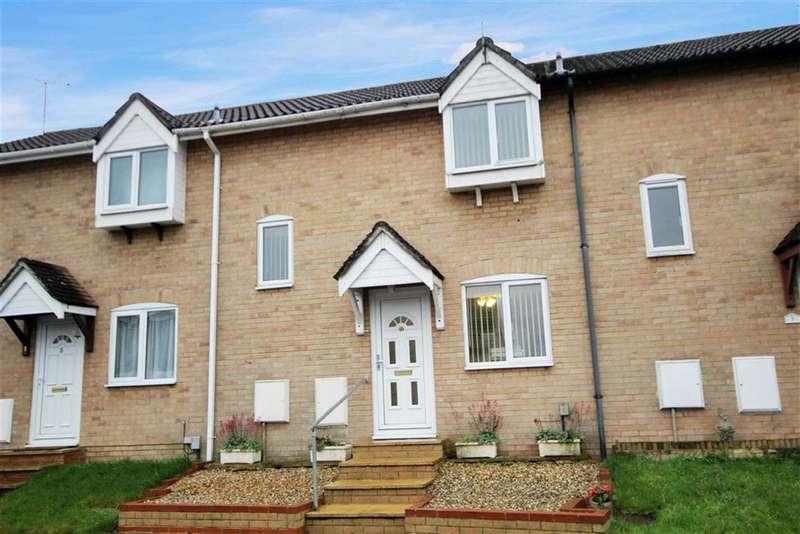 2 Bedrooms Terraced House for sale in Locksgreen Crescent, Haydon Wick, Swindon