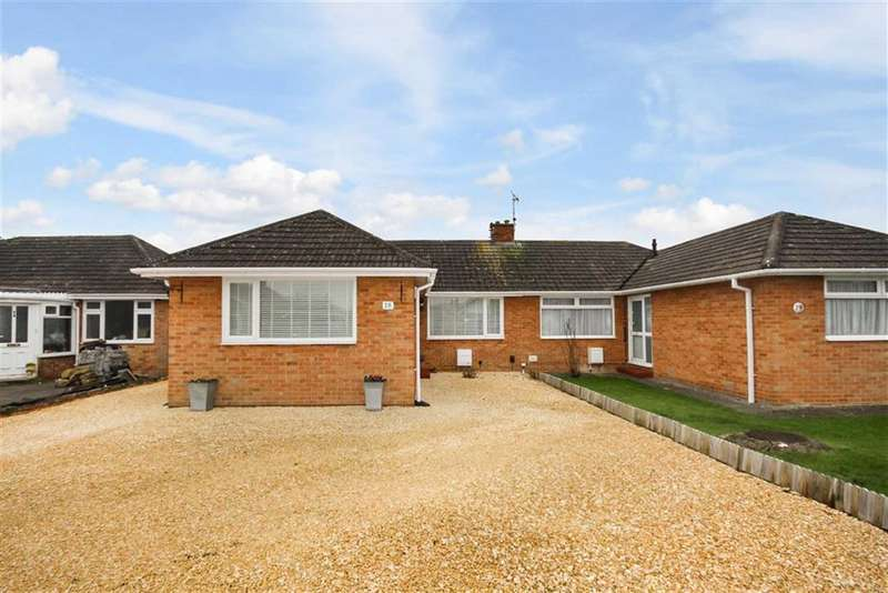 2 Bedrooms Semi Detached Bungalow for sale in Fraser Close, Nythe, Wiltshire