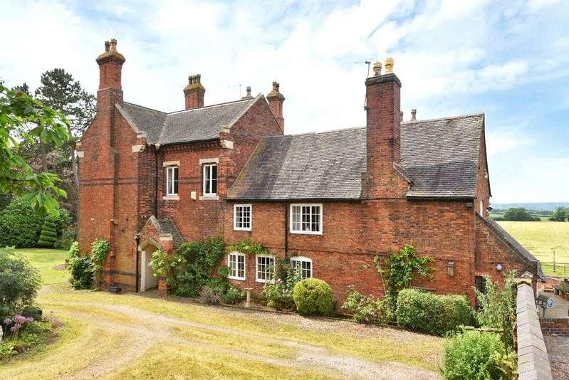 7 Bedrooms Detached House for sale in Walton-on-Trent, Swadlincote, Derbyshire