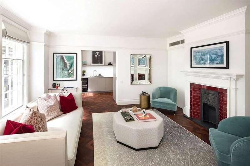 3 Bedrooms Flat for sale in Portland Riding, Great Portland Street, Fitzrovia, London, W1W