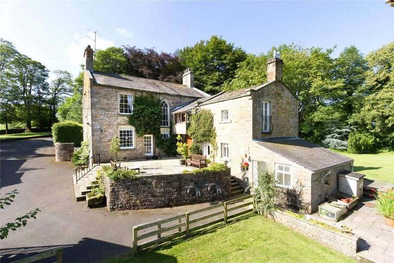 4 Bedrooms Equestrian Facility Character Property for sale in Martin Top Lane, Rimington, Clitheroe, Lancashire, BB7