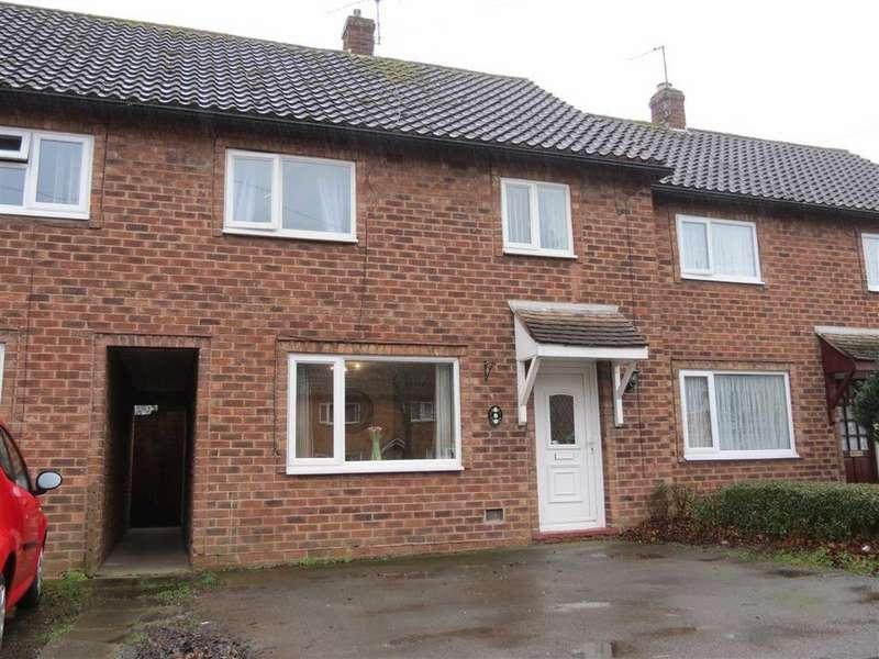 3 Bedrooms Terraced House for sale in Allerton Road, Sundorne, Shrewsbury, Shropshire