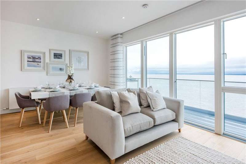 4 Bedrooms Terraced House for sale in No 8, Marine Place, Off Marine Parade, Clevedon, BS21