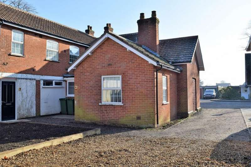 1 Bedroom End Of Terrace House for rent in Victoria Court, Watton
