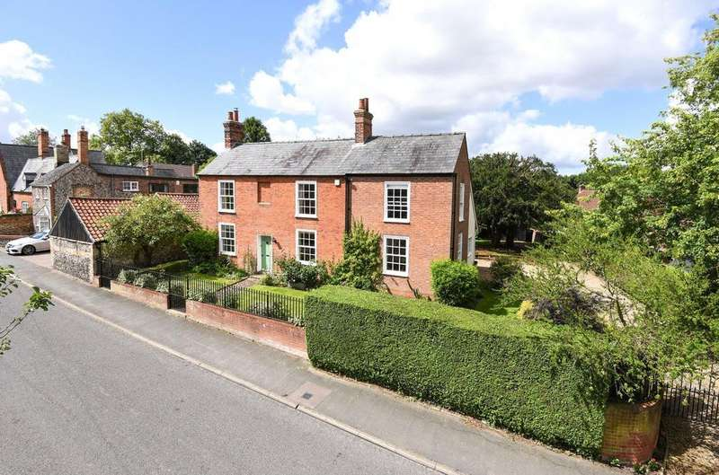 4 Bedrooms Detached House for rent in High Street, Stetchworth, Newmarket, Suffolk, CB8