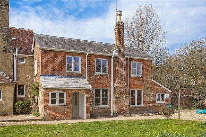 3 Bedrooms Link Detached House for rent in Wood Lane, Bramdean, Alresford, Hampshire, SO24