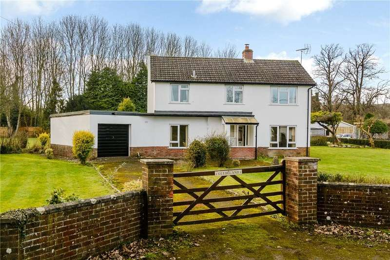 3 Bedrooms House for sale in The Street, Bishop's Cannings, Devizes, Wiltshire, SN10