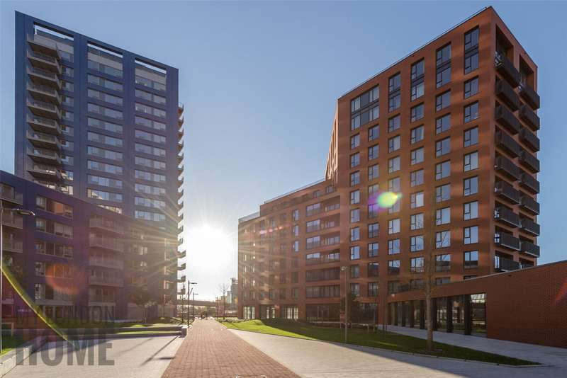 2 Bedrooms House for sale in Albion Building, London City Island, Canning Town, London, E14