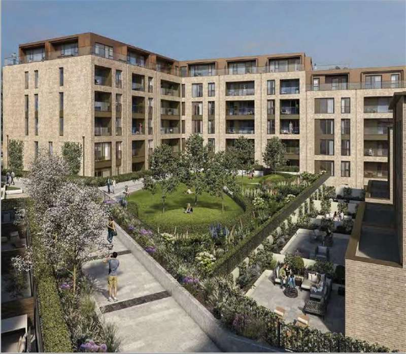 2 Bedrooms Flat for sale in Prime Place, Mill Hill, London, NW7