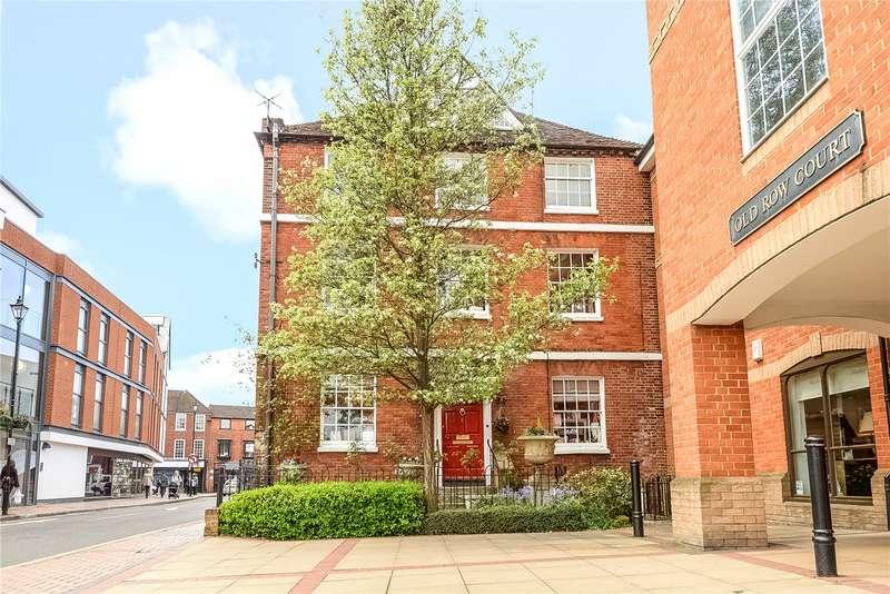 6 Bedrooms Detached House for sale in Rose Street, Wokingham, Berkshire, RG40