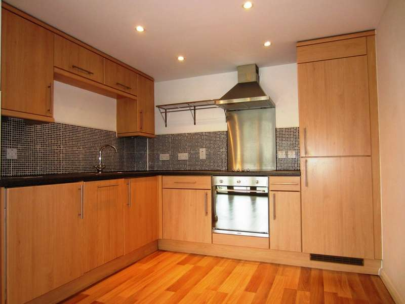 2 Bedrooms Apartment Flat for sale in The Ironworks, Paddock HD4
