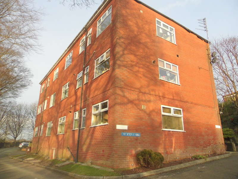 2 Bedrooms Flat for sale in Lowther Close, Prestwich, M25