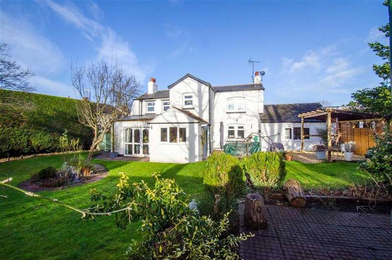 4 Bedrooms Detached House for sale in Marlpool Lane, Kidderminster, DY11