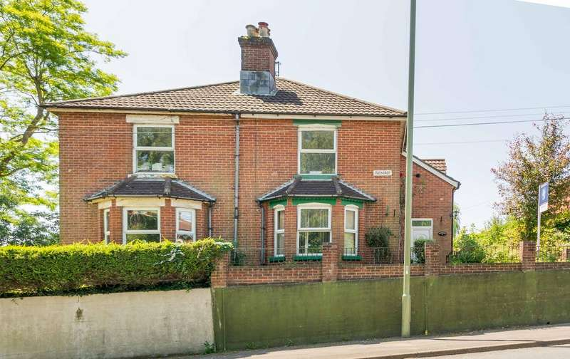 3 Bedrooms Semi Detached House for sale in Providence Hill, Bursledon, Southampton SO31
