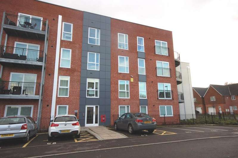 1 Bedroom Apartment Flat for sale in 32 Sheen Gardens, Heald Point, Moss Nook, Manchester M22