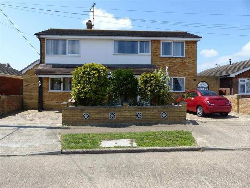 5 Bedrooms Detached House for sale in Keer Avenue, Canvey Island