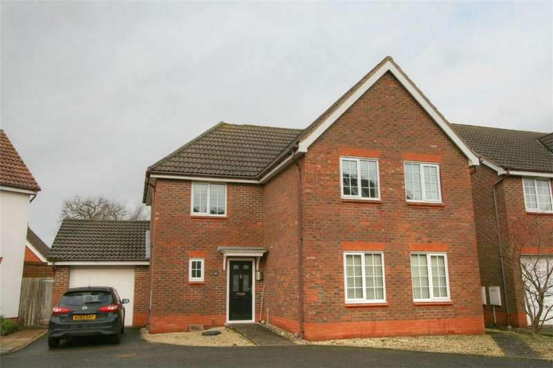 4 Bedrooms Detached House for sale in Kingfisher Road, NR17 2RL, ATTLEBOROUGH, Norfolk