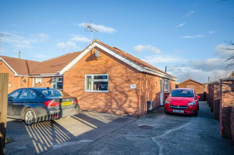 3 Bedrooms Semi Detached Bungalow for rent in Fenrose, The Old Mission Site, Chester Road, Pentre, Deeside