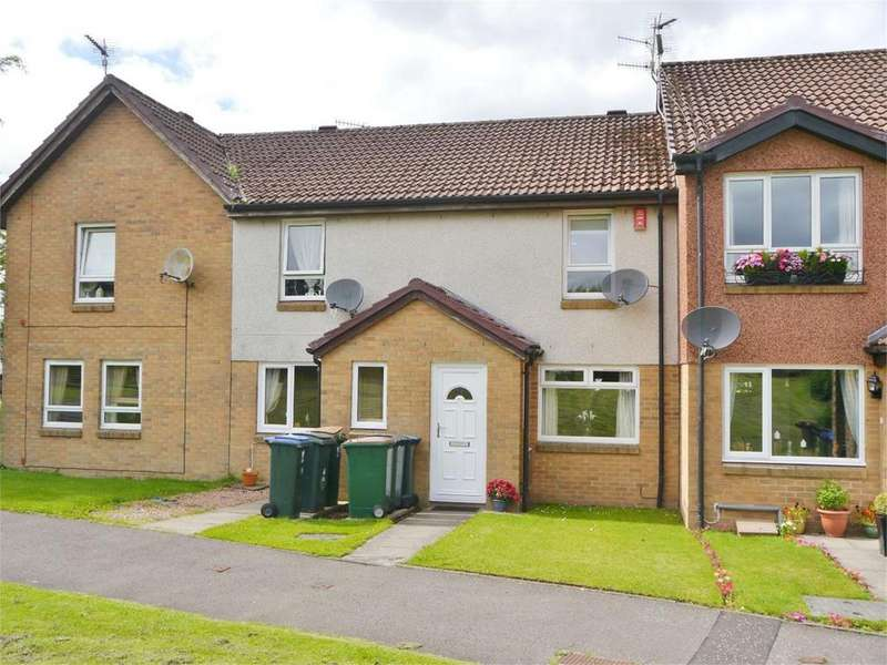 2 Bedrooms Terraced House for rent in 65 Argyll Road, Kinross, Kinross-shire