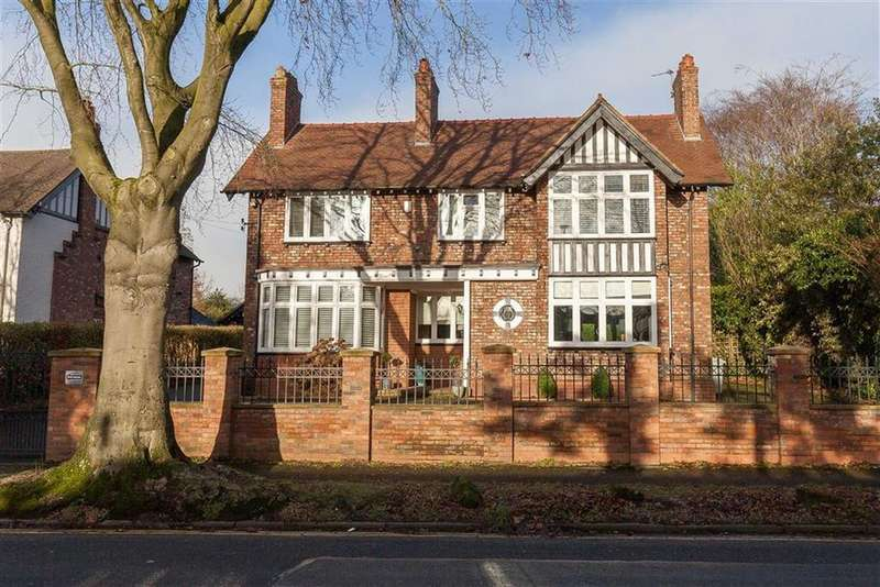 5 Bedrooms Detached House for sale in Styal Road, Wilmslow