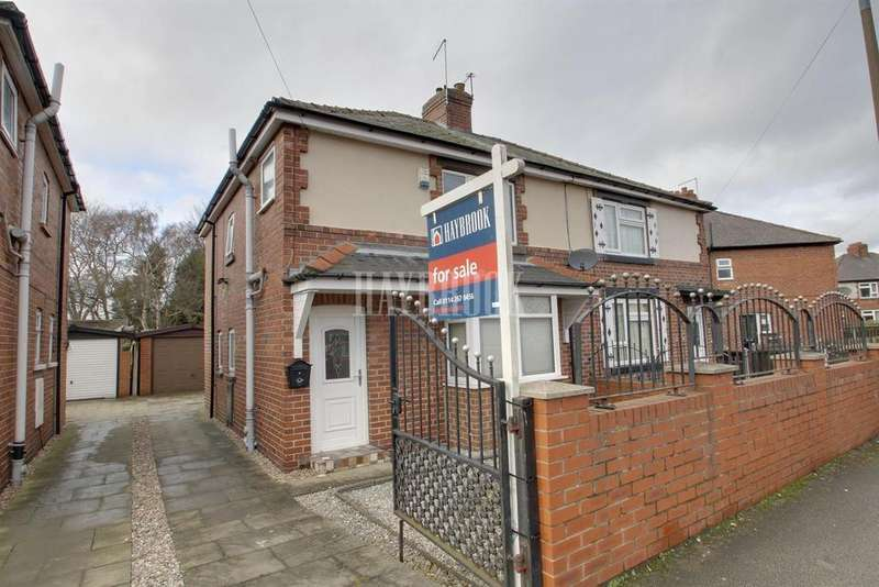 3 Bedrooms Semi Detached House for sale in Royston, Barnsley.