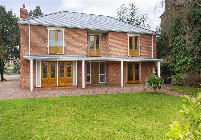 5 Bedrooms Detached House for sale in Barbourne Crescent, Worcester, WR1