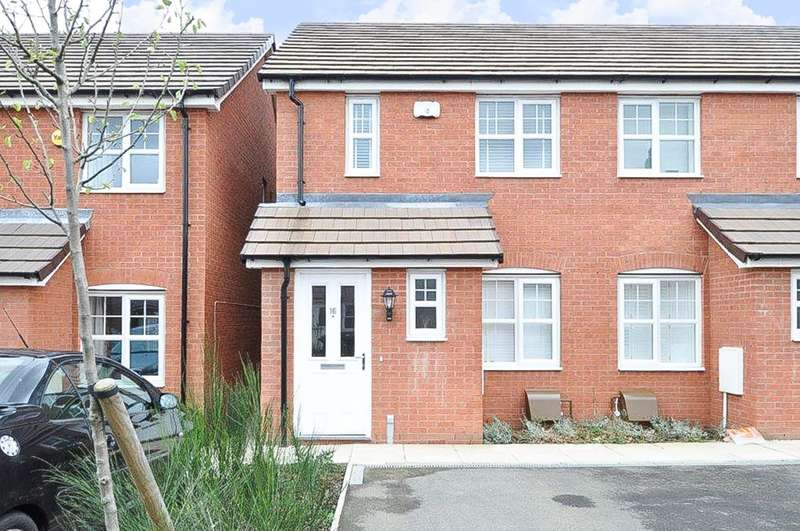 2 Bedrooms End Of Terrace House for sale in Meadows Drive, Birmingham, B29