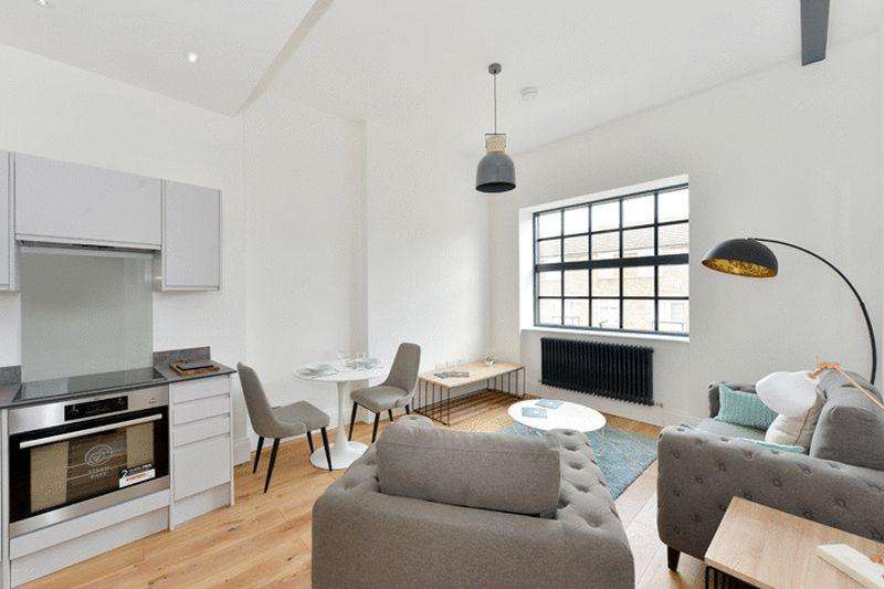 2 Bedrooms Apartment Flat for sale in 65 Woodrow, Woolwich