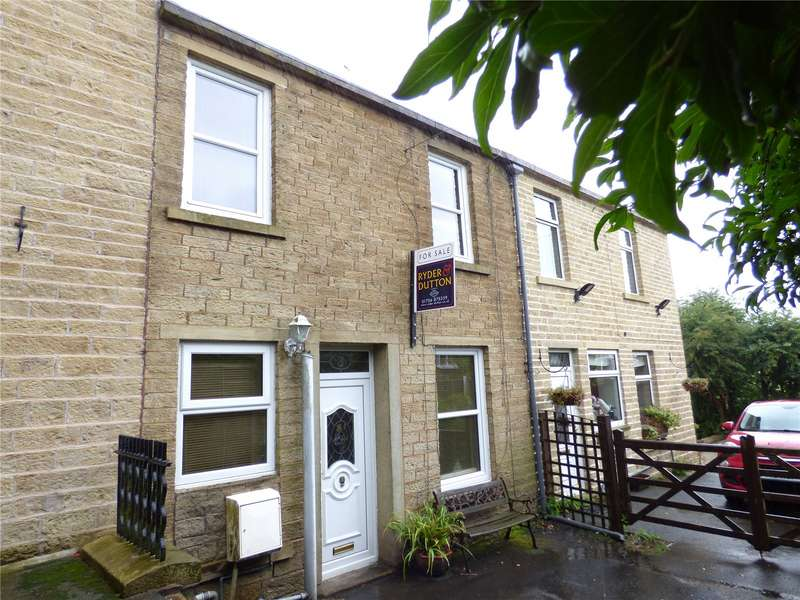 3 Bedrooms Terraced House for sale in Field Top, Bacup, Lancashire, OL13