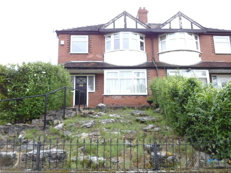 3 Bedrooms Semi Detached House for rent in Rochdale Road, Blackley, Manchester, M9