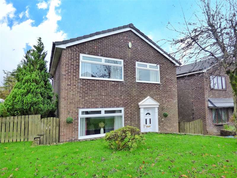 4 Bedrooms Detached House for sale in Ronaldsway Close, Bacup, Lancashire, OL13