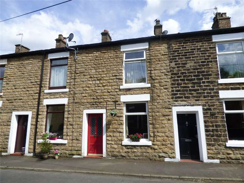 2 Bedrooms Terraced House for sale in Park Street, Mossley, Ashton-under-Lyne, Greater Manchester, OL5