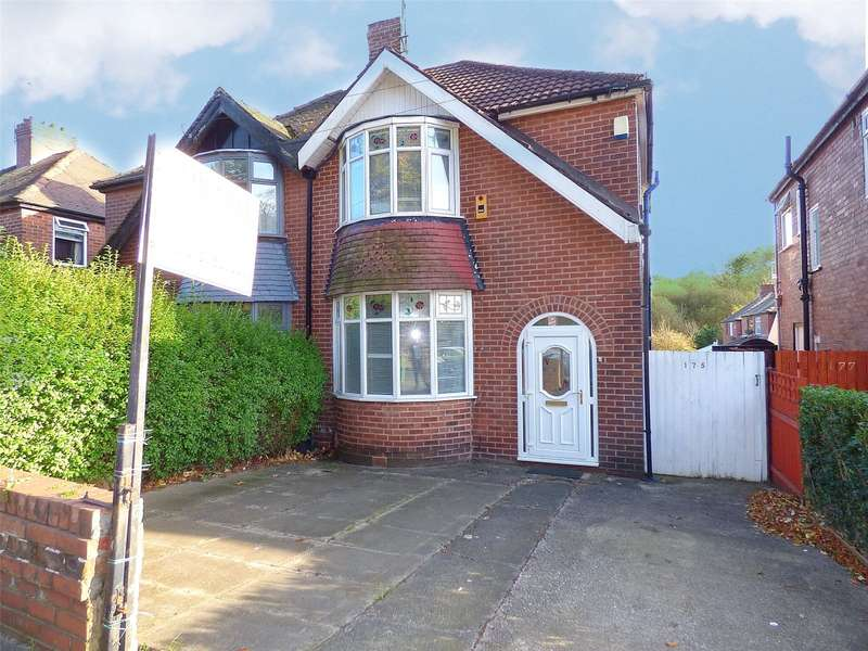 3 Bedrooms Semi Detached House for sale in Manchester Old Road, Middleton, Manchester, M24