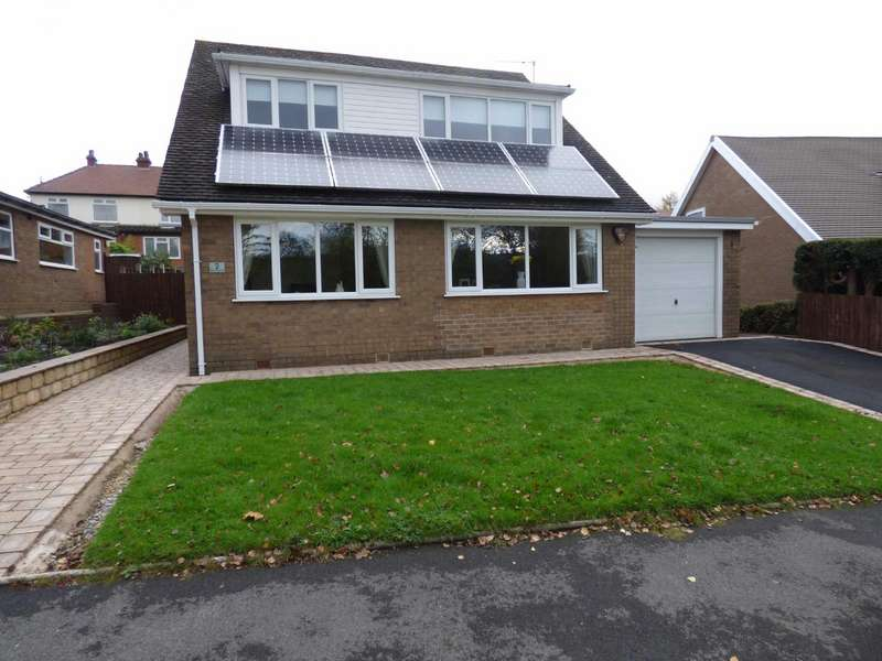 4 Bedrooms Detached House for sale in Elm Grove, Glossop, Derbyshire, SK13