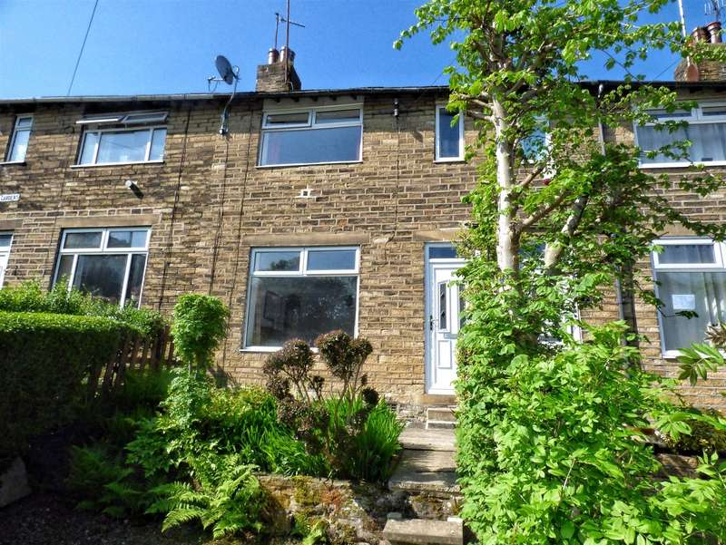 3 Bedrooms Terraced House for sale in Hebble Gardens, Wheatley, Halifax, West Yorkshire, HX2