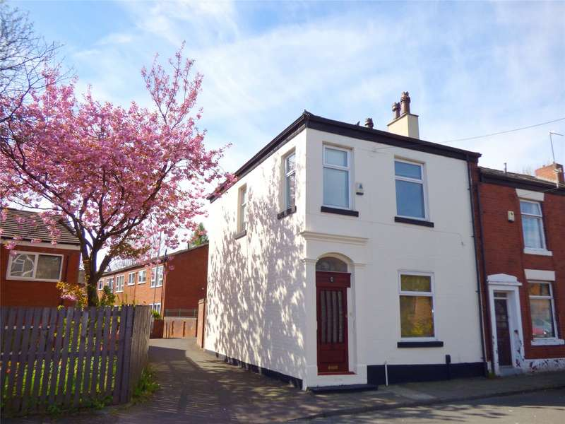 3 Bedrooms End Of Terrace House for sale in Derby Street, Heywood, Lancashire, OL10