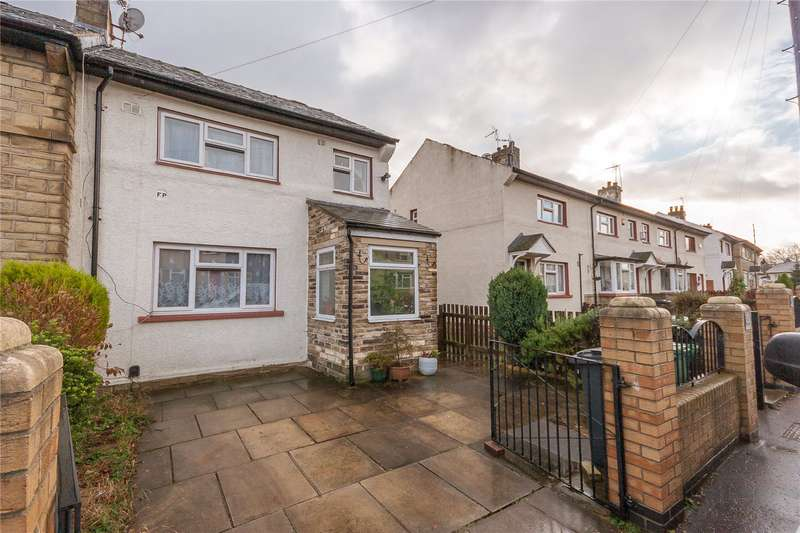 3 Bedrooms End Of Terrace House for sale in Lawton Street, Huddersfield, West Yorkshire, HD4