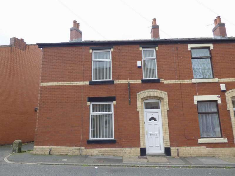 3 Bedrooms End Of Terrace House for sale in Ogden Street, Castleton, Rochdale, Lancashire, OL11