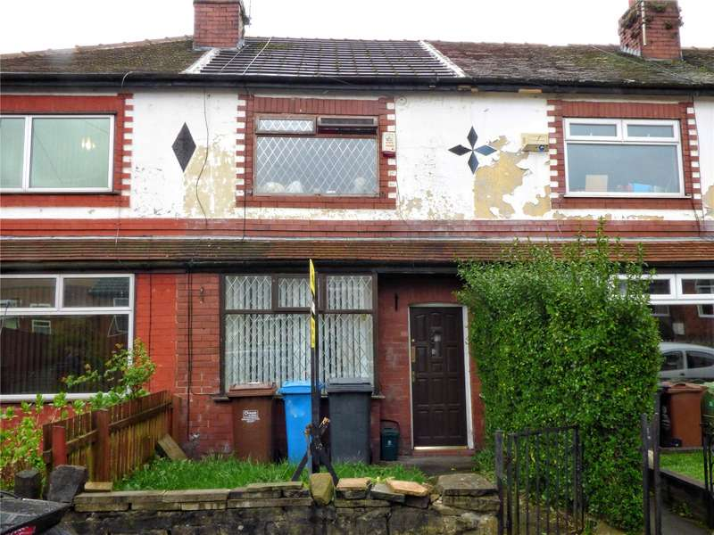 2 Bedrooms Terraced House for sale in Schofield Street, Hathershaw, Oldham, Greater Manchester, OL8
