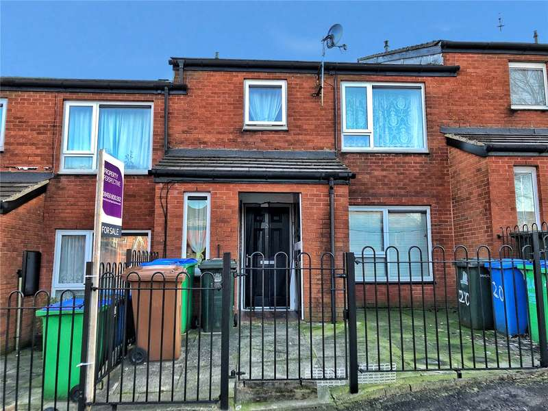 1 Bedroom Maisonette Flat for sale in Morningside Close, Rochdale, Greater Manchester, OL16