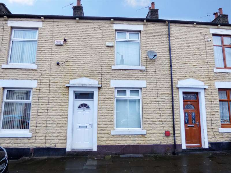 2 Bedrooms Terraced House for sale in Crown Street, Rochdale, Greater Manchester, OL16