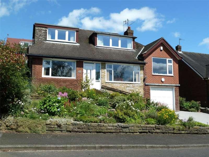 4 Bedrooms Detached House for sale in Burnedge Fold Road, Grasscroft, Saddleworth, OL4