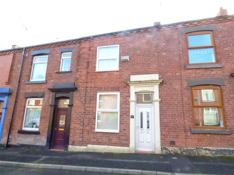2 Bedrooms Terraced House for sale in Brunswick Street, Shaw, Oldham, Greater Manchester, OL2
