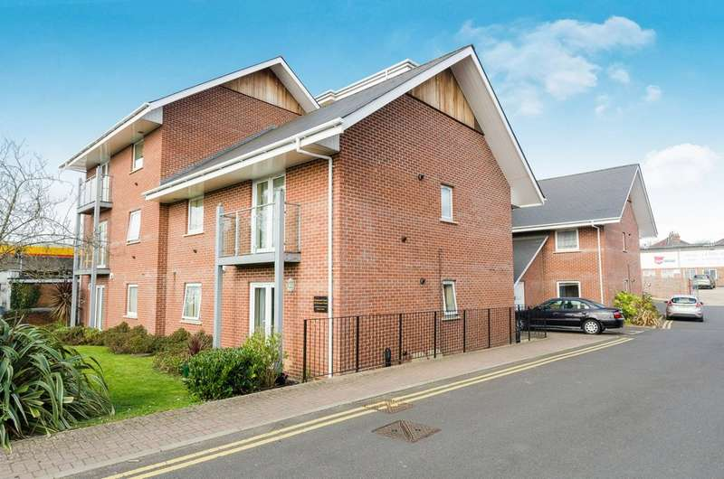 2 Bedrooms Apartment Flat for sale in Winchester Road, Southampton SO16