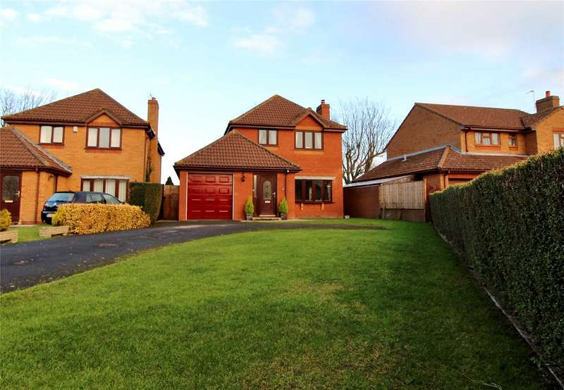 4 Bedrooms Detached House for sale in Conway Crescent Burnham on Sea Somerset TA8