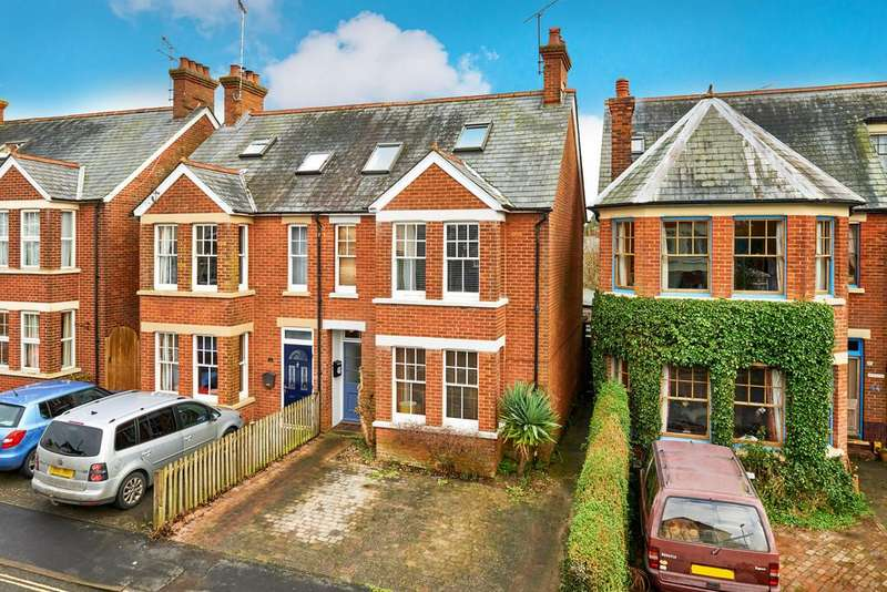5 Bedrooms House for sale in Ackender Road, ALTON, Hampshire