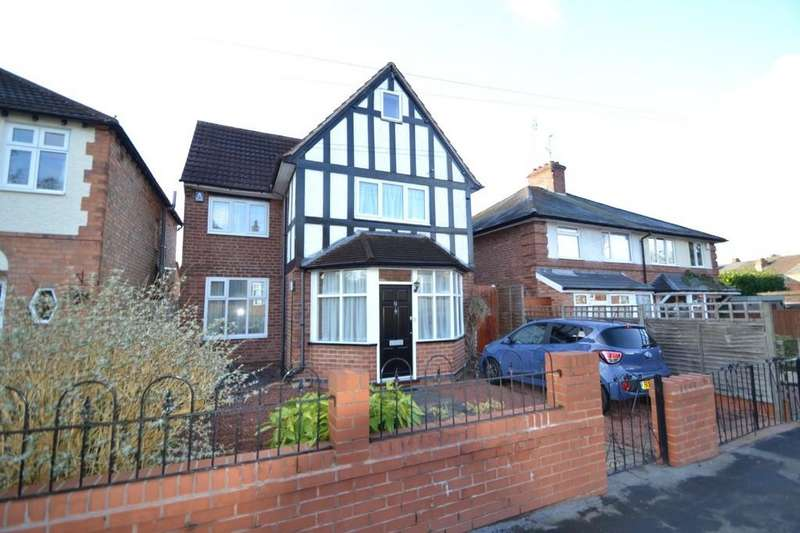 6 Bedrooms Detached House for sale in Vicarage Road, Harborne, Birmingham